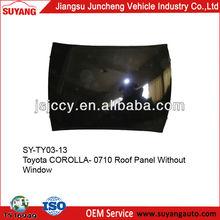 Aftermarket Toyota Corolla Auto Bodykit Manufacturer