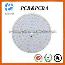 Single-sided aluminium cree led pcb