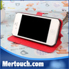 For iphone 4S Oracle Stand Flip Wallet PU Leather Cover Case for iphone 4S 4