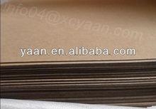 Electrical transformer Insulation pressboard paper