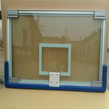 2014 New design glass Basketball Backboard basketball board