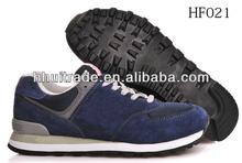 Deep blue brand walking shoes cheap sales stores wholesale designs sneakers 2014