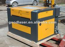 60w co2 laser marking engraving machine nonmetal surface engrave