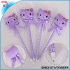 high quality cat new plastic ball pen