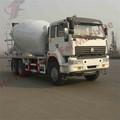 للخرسانة الجاهزة hjc3 الشاحنات ذات جودة عالية وكفاءة للبيع