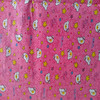 high quality 100% cotton cat print fashion flannel fabric for for home textile