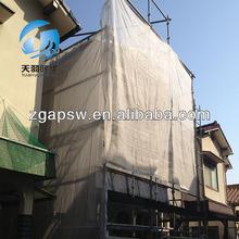 Durablefire resistência de segurança de construção tela