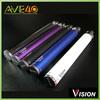 New Arrival!!! Variable Voltage 3.3V-4.8V Vision Spinner vapor pen hot sell wax vision spinner starter kit made in China