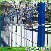 High quality powder coated trellis backyard folding metal dog fence