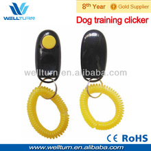 A variety of color and lovely dog training Clicker