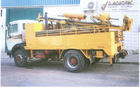 Drill Machine 200 mtrs on a lorry