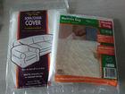 PE single/double mattress bag,PE chair cover