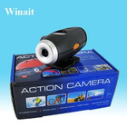 action digital video camera helmet video camera 360 degrees rotation base cheap newest sports gift camera factory OEM