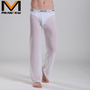 Hot Sales Breathable Long Johns Men Mesh Colorful Fashion Pants Male Underwear China Factory Wholesale Directly