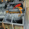 Minérale. valorisation des plantes, équipement de traitement de minerai de pyrite, minerai de pyrite procédé de flottation