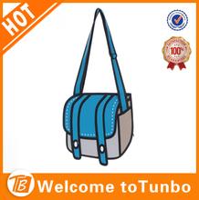 2014 3d cartoon bag camera shape travel manufacturer