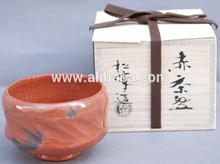Various types of Japanese tea utensils for traditional tea ceremony,matcha tea set