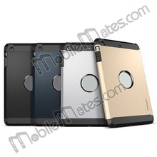 2014 Hot Sales Armor Case for iPad Air TPU+PC Hard Cover Case