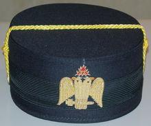 Masonic Fezzes & Crown Caps & Caps