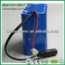 New design 5Ah 9.6v lifepo4 battery