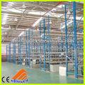 Carga máxima 4000kg/nivel bodega de almacenamiento bastidores,