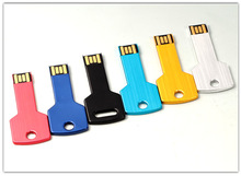 Manufactory wholesale free usb flash drive sample with full color printing