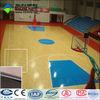 portable wood pvc floor basketball court sports flooring