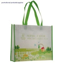 Full Color Printed Non Woven Pp Shopping Bag