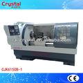 Usado tornos cnc cjk6150b- 1*1000 torno cnc de procesamiento de metal de la máquina