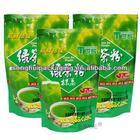 plastic packaging green coffee tea bag
