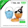 3L double wall barware wine cooler bucket