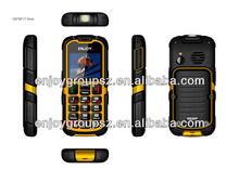 """2.0"""" GPRS walkie and talkie waterproof IP67 mobile phone with sos emergency call W28"""