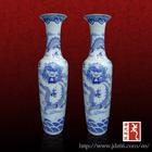Wholesale Antique Chinese Blue and White vasi cinesi con drago
