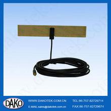 VHF/UHF DVB-T/FM Car Antenna/ Membrane Antenna
