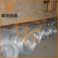 Alambre de hierro galvanizado ( fábrica )