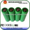 Rechargeable 2600mah original vtc5 for sony 18650 30a battery