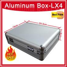 Customizing portable aluminum tool box