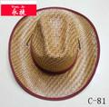 de promoción baratos a granel mexicano de paja cowboy sombreros