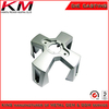 aluminum metal alloy cast equipment fitting solid button