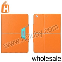 ROCK Excel Series T-Shape Stand Smart Flip Leather Case for iPad Mini 2 Retina