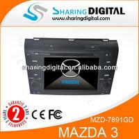 MAZDA 3 dvd player for car gps