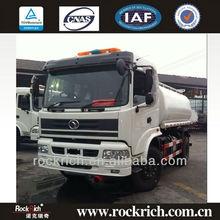 Famous Brand New Diesel 4 x2 Transport 10000 Liter Water Tank Truck