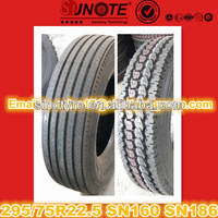radial truck tire 295/75r22.5 airless tires for sale