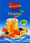 Orange Flavored Powdered 9 gr Instant Drink
