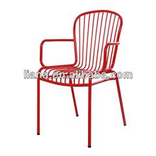 Antique aluminum outdoor bar stools garden wicker patio furniture