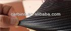 High stretch quality 3D carbon fiber cloth roll carbon fiber interior decoration for car vinyl wrap