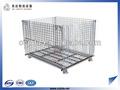 la plataforma de las jaulas de malla
