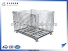 Pallet mesh cages