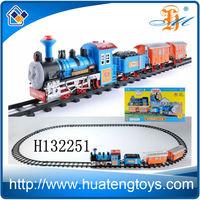 Wholesale B/O Thomas the Train rail,Plastic Thomas railway train for children