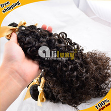 Luxy hair alibaba unprocessed remy human chinese curly 6a grade virgin human hair products